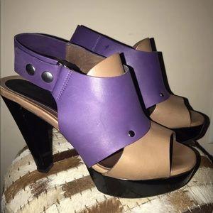 Marni Color Block open toe sandals